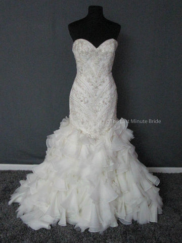 Maggie Sottero Bridal Gown Style Serencia 5MT118 Wedding Dress