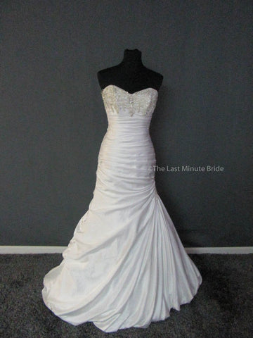 Maggie Sottero Adeline J1472A (satin version)