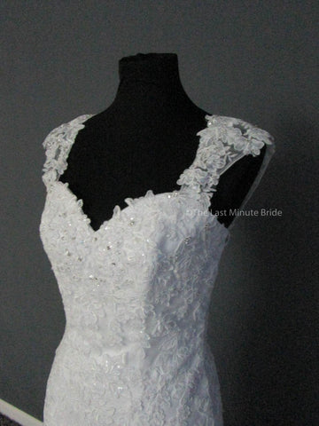 34.0 Bust Wedding Dress