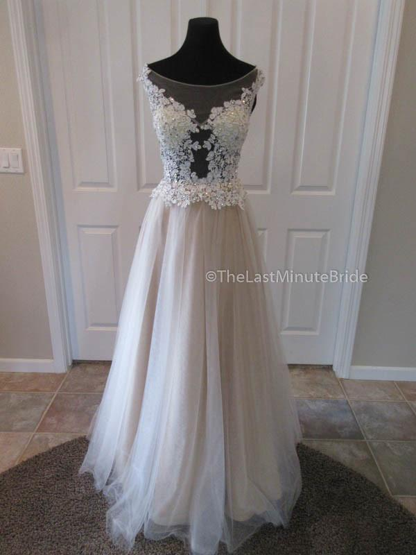 Pink by Alexia Designs 5414 - The Last Minute Bride