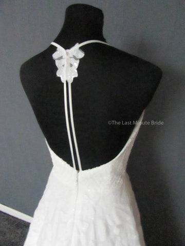 Samantha Rose The Last Minute Bride Style (Made to Order Ivory Size 2-34)