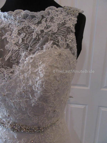 37.5 Bust Wedding Dress