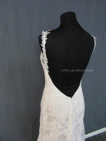 30.0 Waist Wedding Dress