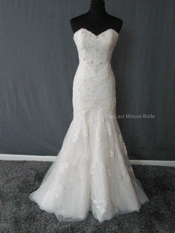 100% Authentic Stella York 6051 Wedding Dress