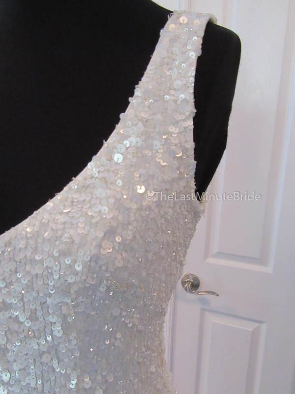 Theia Harlow 890060 size 10 - The Last Minute Bride
