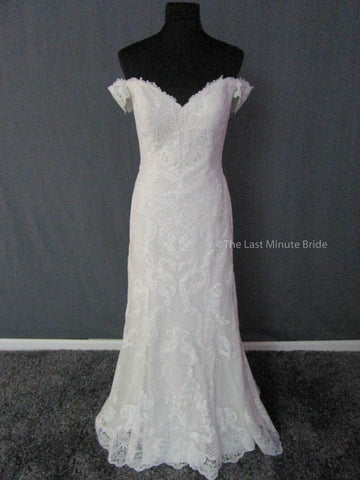 100% Authentic Watters Alma Wedding Dress