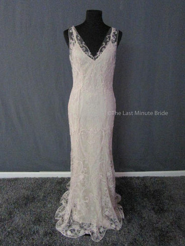 100% Authentic Willowby by Watters Elsie 57619 Wedding Dress