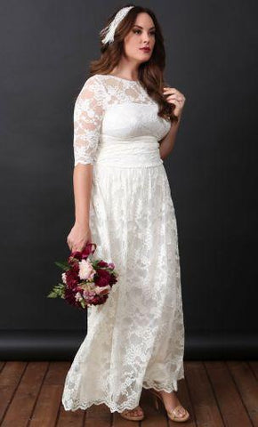 100% Authentic Allie from The Last Minute Bride Wedding Dress