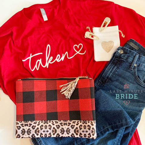 Taken Tee Shirt Set