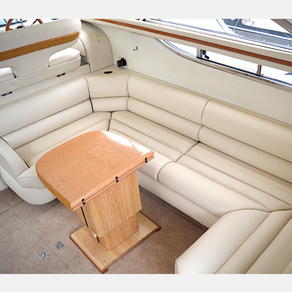 Sealine 410/430 interior upholstery