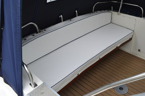 Fairline Mirage Aft Deck Cockpit Cushions