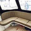 Sealine 33 statesman/ F33 Cockpit Cushion Set