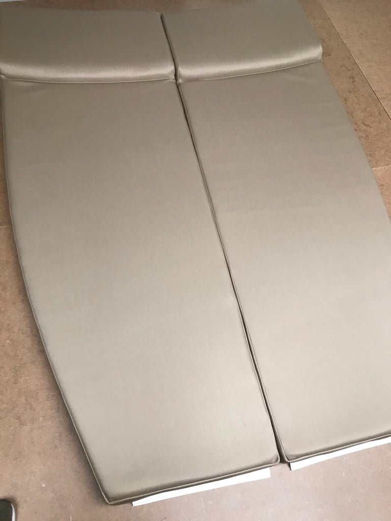 Sealine SC35 Forward Bow roof cushions
