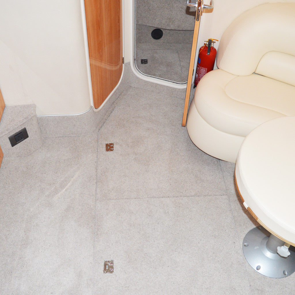 S34 cabin carpet replacement