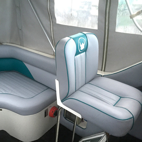 Viking 26 Widebeam Cockpit Cushions