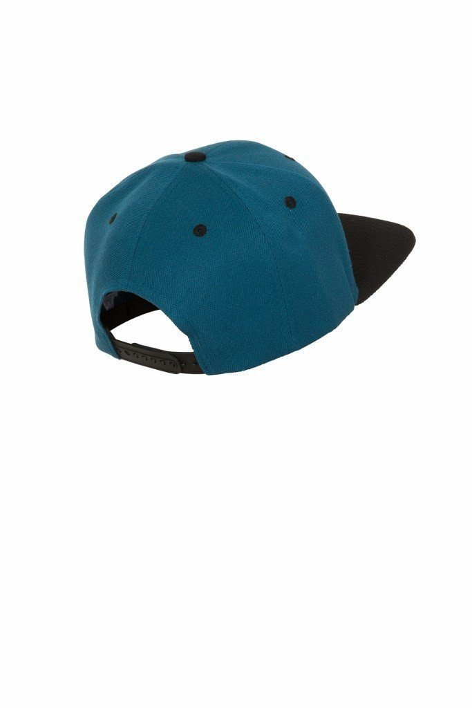 Cut Above 'Baller' Snapback in Aqua