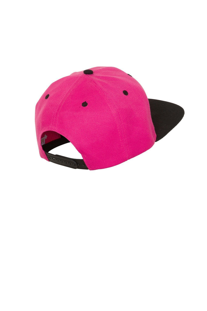 Cut Above 'Baller' Snapback in Pink