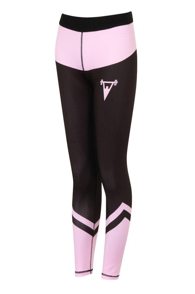 Cut Above Performance Womens Leggings - Lilac