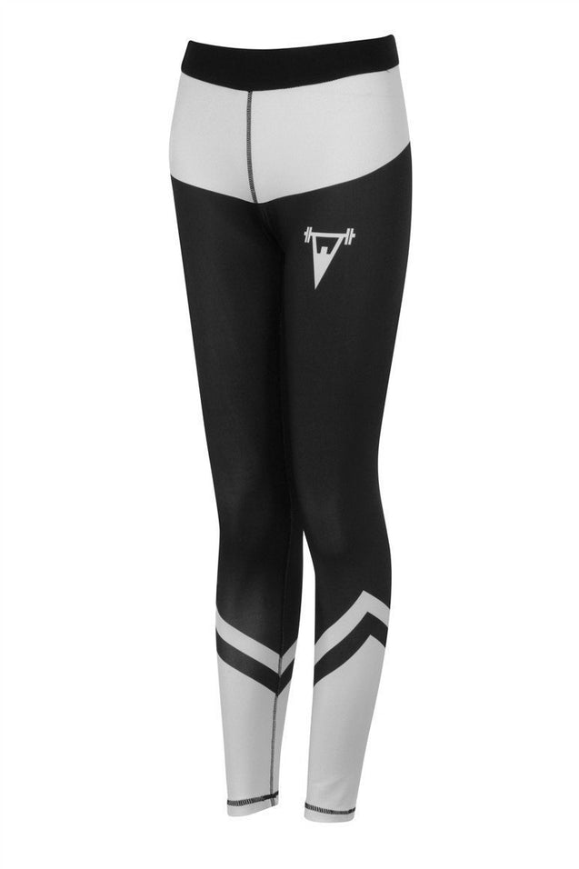Cut Above Clothing Cut Above Performance Womens Leggings - White