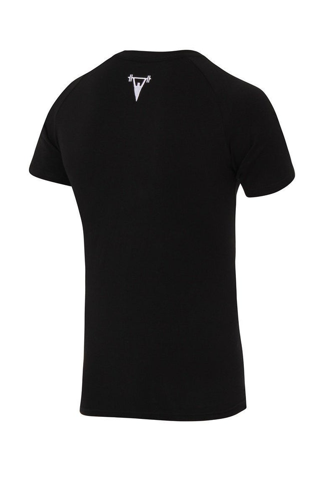Cut Above Cut Above 'Basik' T-Shirt in Black