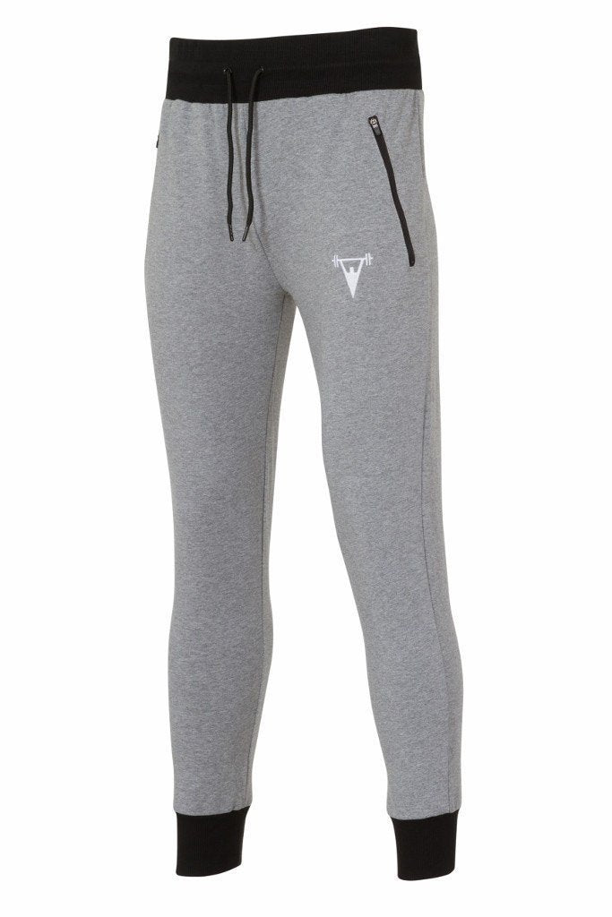 Cut Above Performance Joggers - Grey Marl