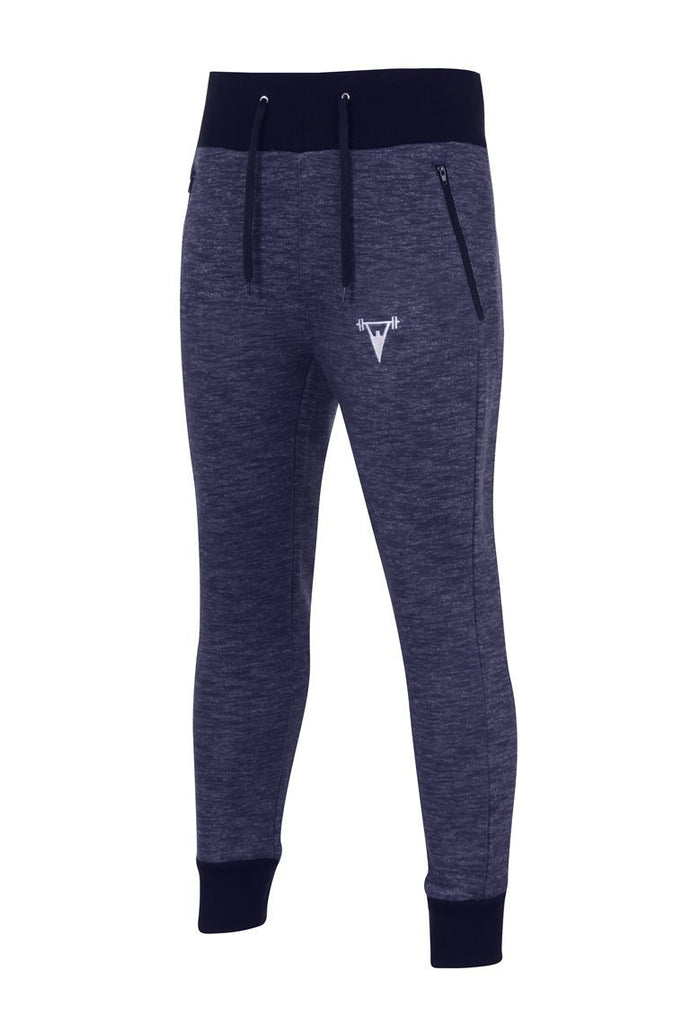 Cut Above Performance Joggers - Navy Marl