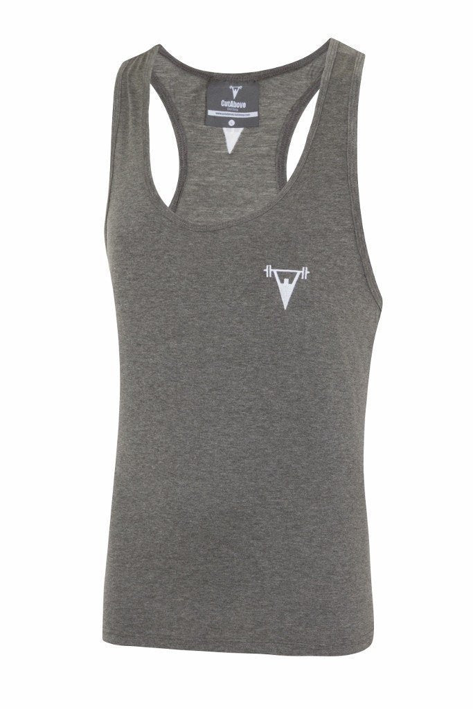 Cut Above 'Icon' Vest in Grey