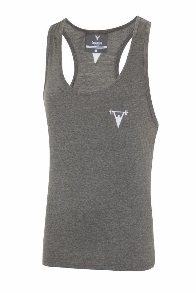 Cut Above Vest Cut Above 'Icon' Vest in Grey