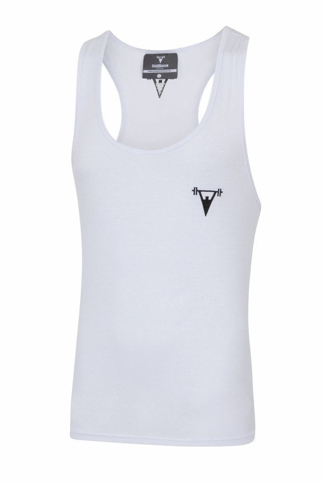 Cut Above Vest Cut Above 'Icon' Vest in White