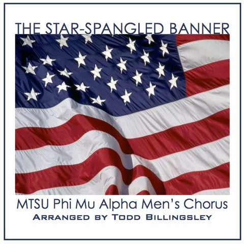The Star-Spangled Banner (TTBB)