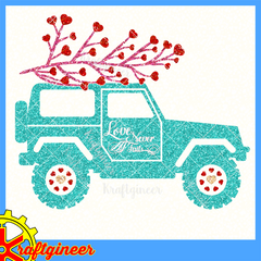 Heart Tree SUV
