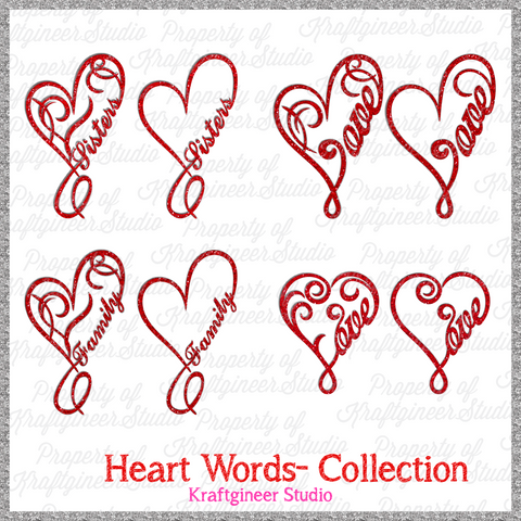 Heart Words