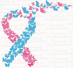 Ribbon of Butterflies