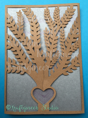 Split Tree Card