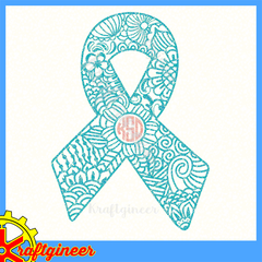 Zentangle Ribbon