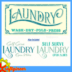 Antique Laundry