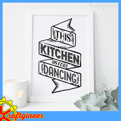 Dancing Kitchen
