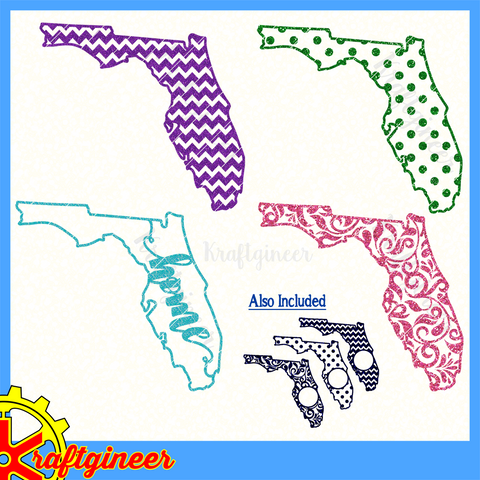 Florida Classic Patterns