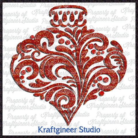 Filigree Ornament