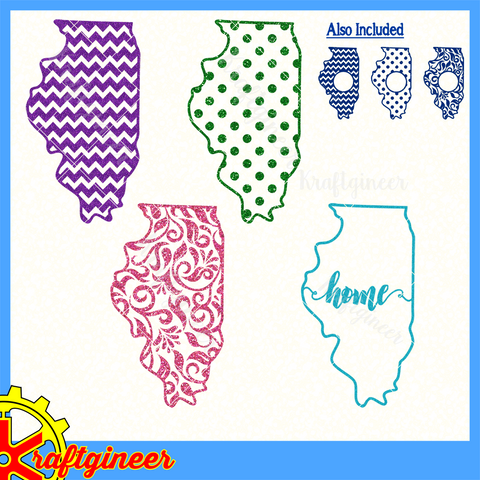 Illinois Classic Patterns