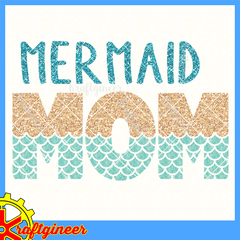 Mermaid Mom