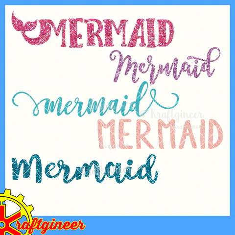Mermaid Word