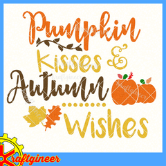 Pumpkin Kisses