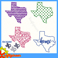 Texas Classic Patterns