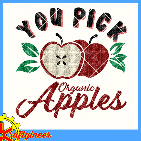 U Pick Apples