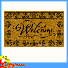 Welcome Mat N Signs