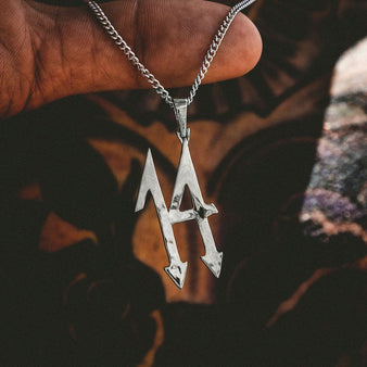 Official 14 pendant in white gold the gld shop official 14 pendant in white gold aloadofball Choice Image