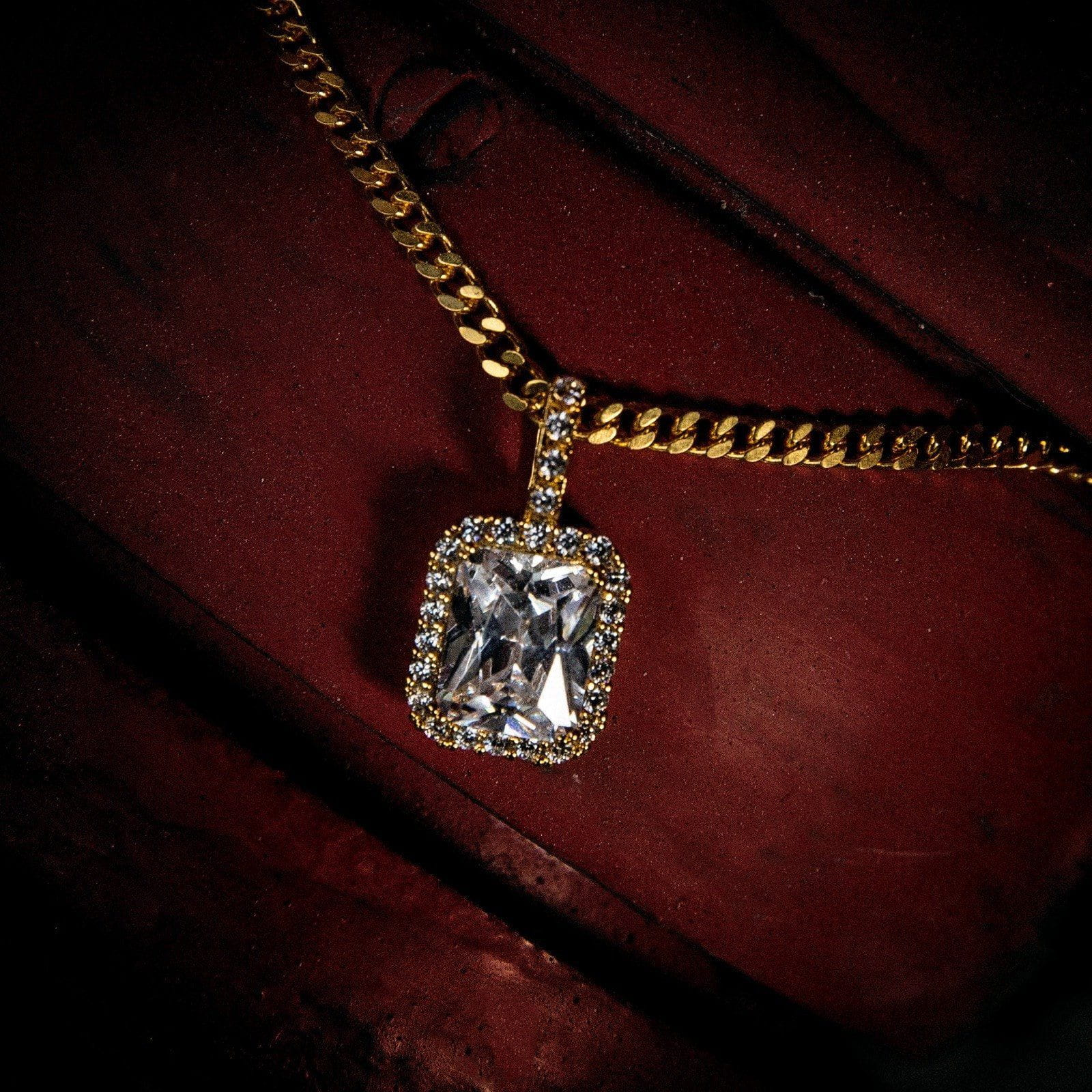 Iced Rock - The GLD Shop