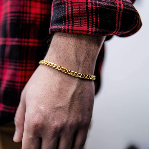 5mm Miami Cuban Link Bracelet