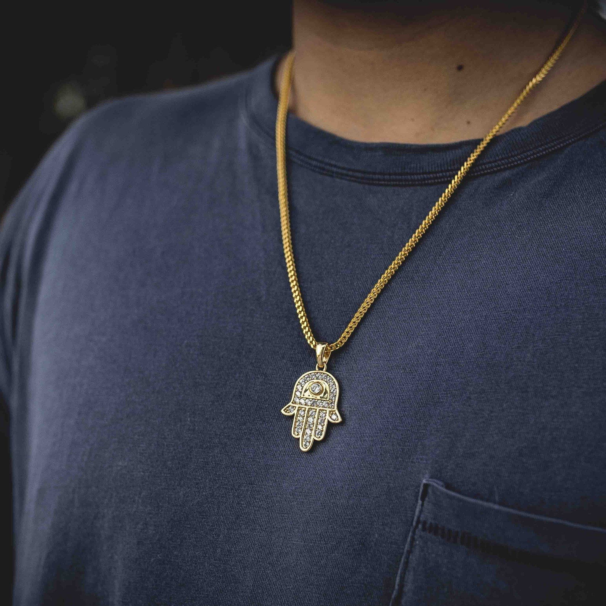 Hamsah Pendant - The GLD Shop